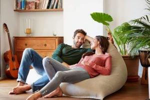 couple talking, couples communication exercises
