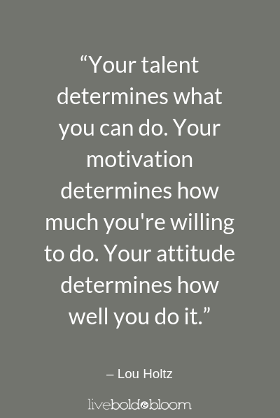 Lou Holtz quote motivation Monday quotes