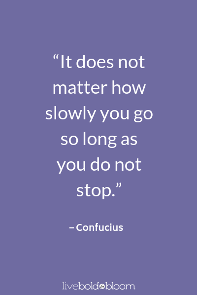 Confucius Quote Growth Mindset Quotes