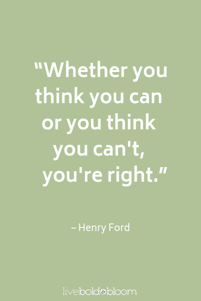 Henry Ford Quote Growth Mindset Quotes