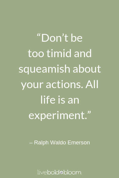Ralph Waldo Emerson quote Growth Mindset Quotes