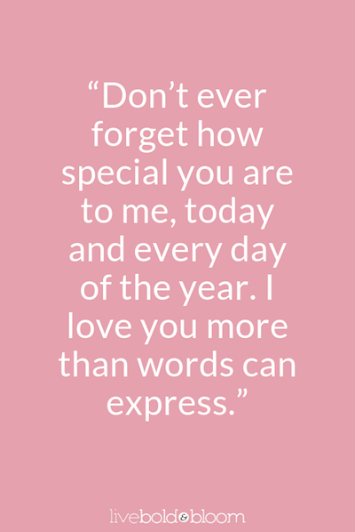Valentines Day Quotes For Her 31 Wow Love Messages For Her