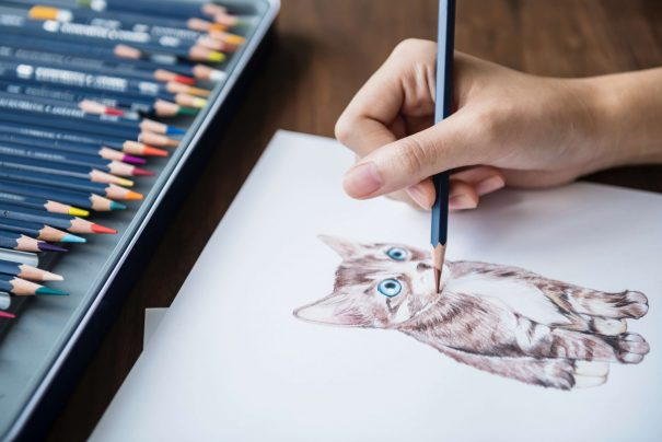 4b9e3812c046 28 Easy Things To Draw To Banish Boredom And Boost Your Mood
