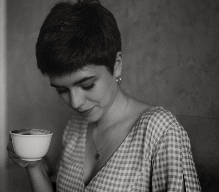 woman drinking tea Self-Care Quotes