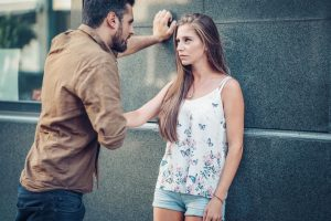 unhappy couple, after effects of emotional abuse