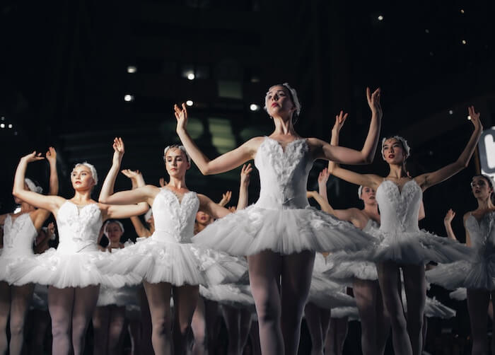 group of ballet dancers how to Believe In Yourself