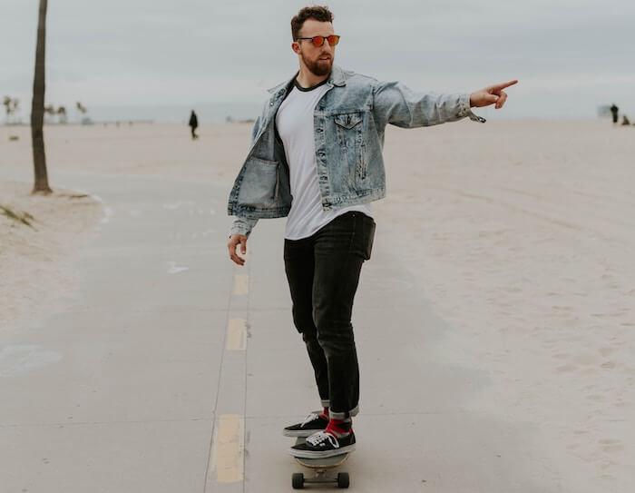 man skateboarding in road how to Believe In Yourself