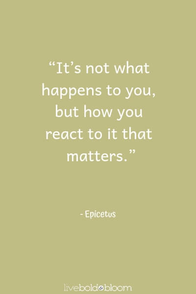 Epicetus quote Inspirational Quotes for Kids