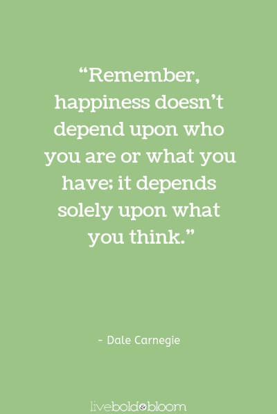 Dale Carnegie quote Inspirational Quotes for Kids