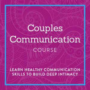 Couples Communication course banner