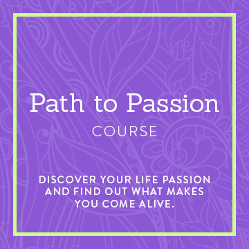 Path to Passion course banner