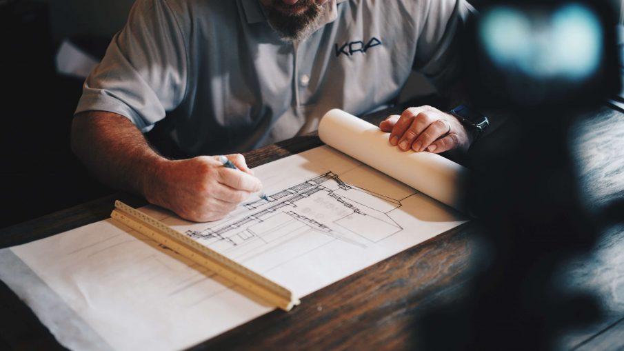 architect drawing, INTJ career matches