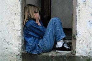 sad girl, emotionally abusive parents