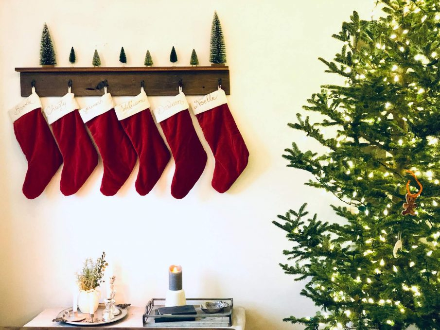 Christmas stockings, stocking stuffers for men