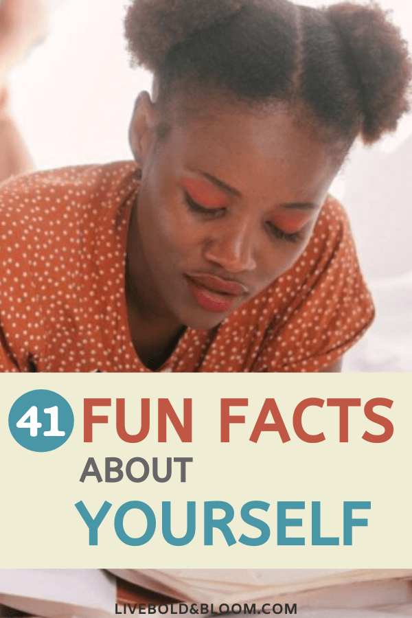 Use the following examples of fun facts about yourself to start a conversation or take one in a different direction. And don't forget to invite your conversation partner to share fun facts about themselves. #personalgrowth #mindfulness #mentalhealth #selflove #happiness