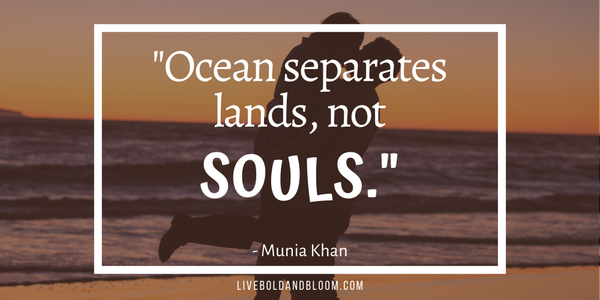 munia khan quote soulmate quotes