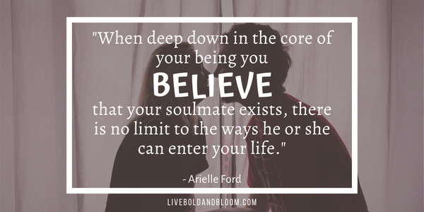 Arielle Ford soulmate quotes