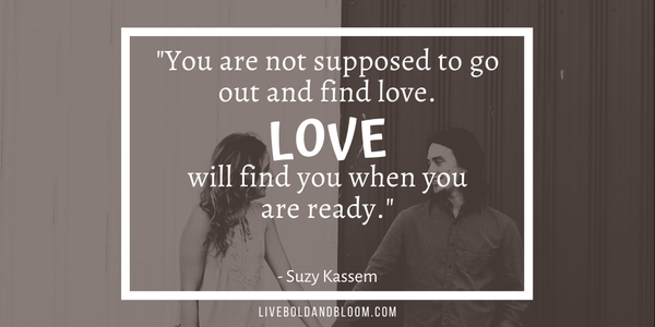 suzy kassem quote soulmate quotes