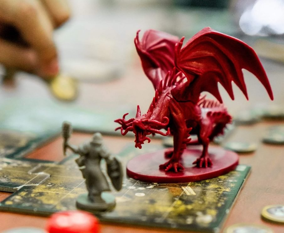 board game, best RPG board games