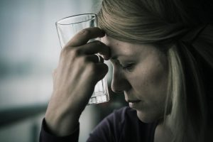 sad woman, what to do when your life sucks