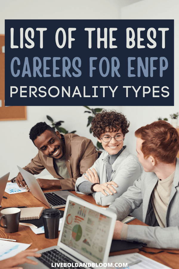 If you're an ENFP, what are the best, most satisfying careers for your personality type?At roughly 7% of the population, ENFPs have a way of standing out (in a good way). And while they love building new connections, they need more alone time than most other extraverts. #psychology #behavior #mentalhealth #mindfulness #personalgrowth