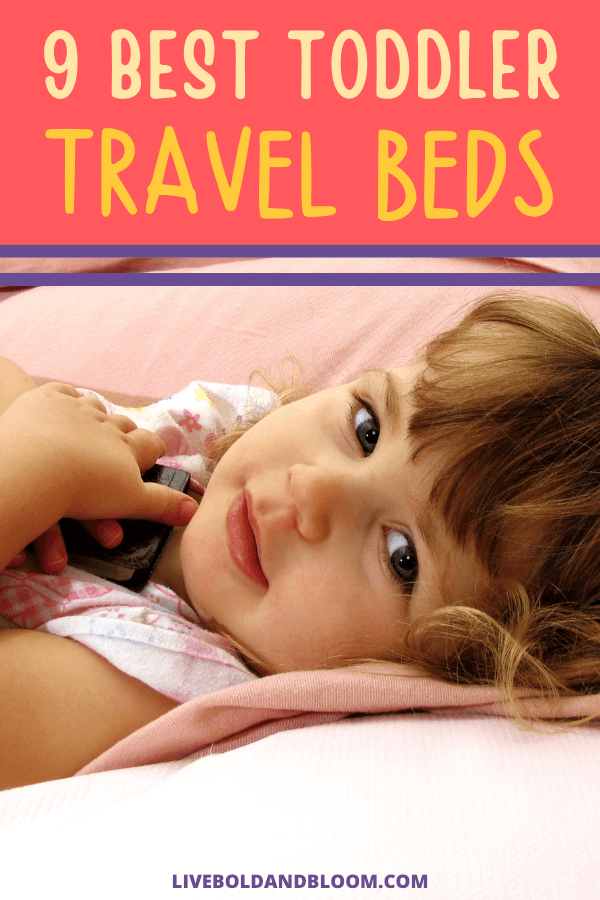 Making sure your little one gets proper sleep during travel is a must. That's why we gathered 9 of the best toddler travel beds you can bring on your next trip.