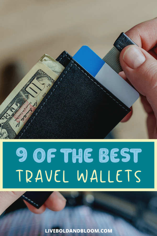 Are you tired of misplacing, or worse, losing your passport while you travel? Get a travel wallet now! Check out this post for the best travel wallets around.