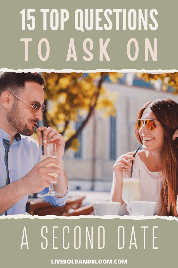If you feel like you've exhausted all conversation ideas on the first date, check out these second date conversation topics to learn more about each other.