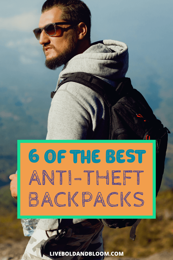 You have a lot to carry when traveling. So, we came up with a list of the best anti-theft backpacks on the market to help you in your travels.