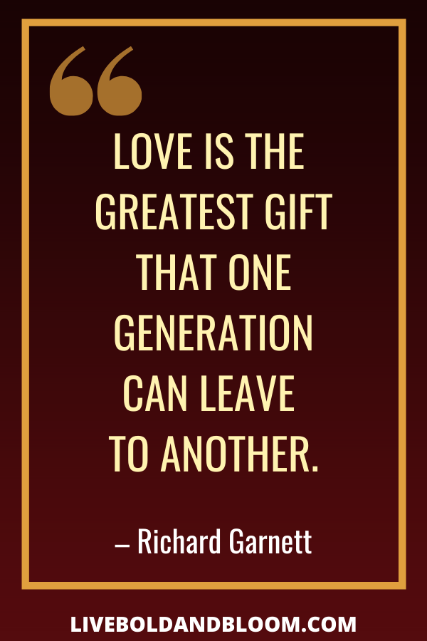 Grandchildren Quotes by Richard Garnett