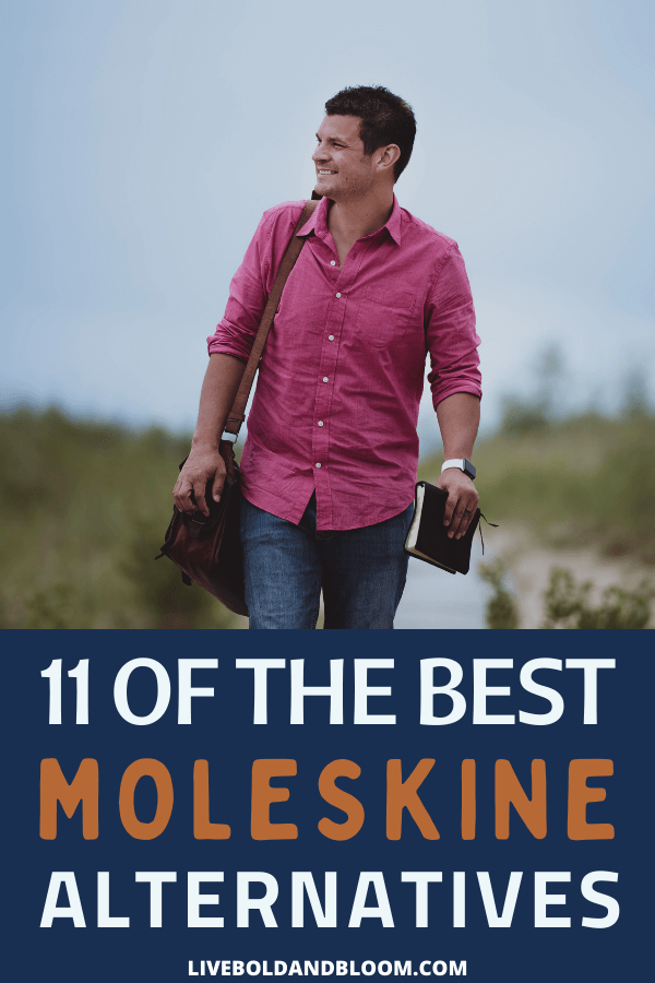 There are plenty alternatives for Moleskine notebooks. Look at our list of the top Moleskine alternatives for your next notebook.