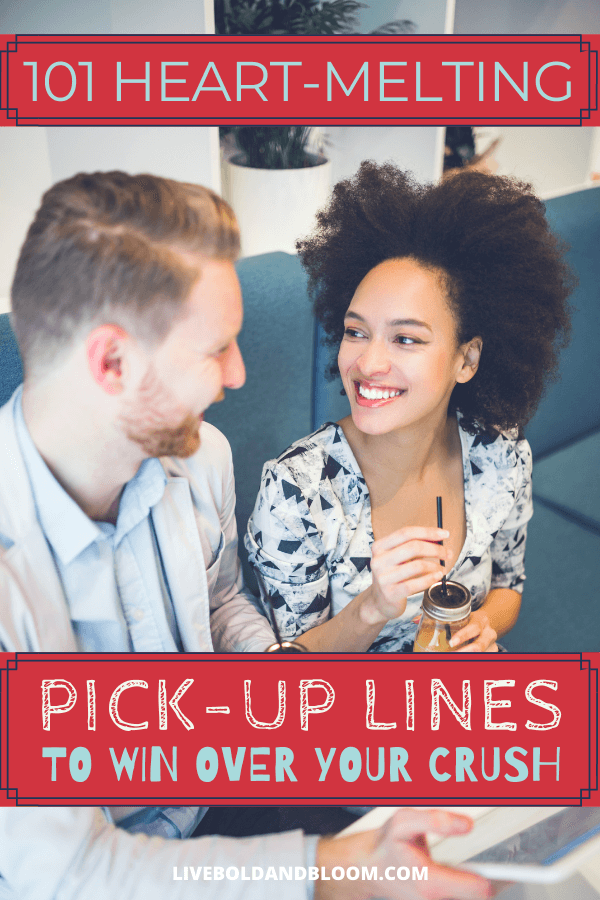 The most romantic pick-up lines set the right tone for meeting someone new that you find quite intriguing and attractive.