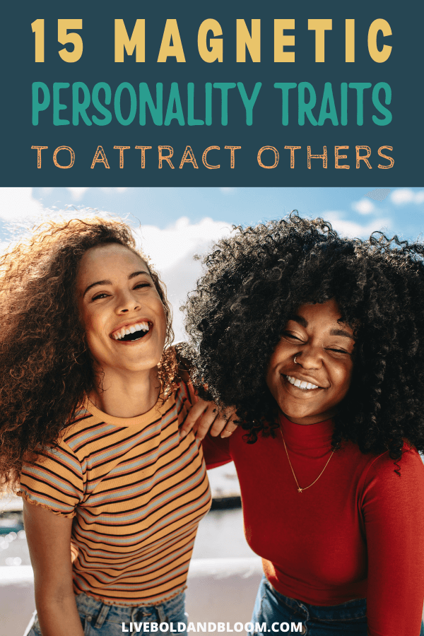 Want to know how to develop a personality that attracts others towards you easily? Check out  this post and see how you can have a magnetic personality.