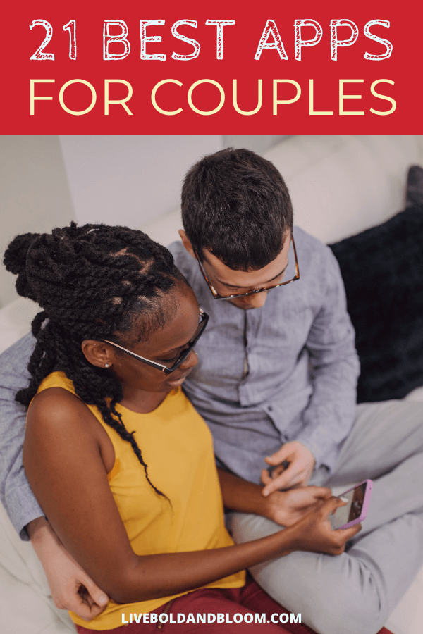 What are the best apps for couples to help you and your partner enhance your lives together? These 21 apps are for fun, romance, and schedules.