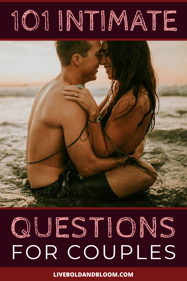 Looking for some deeper questions to ask your boyfriend or girlfriend? Check out these fun, romantic relationship questions that will open up revealing things each other.