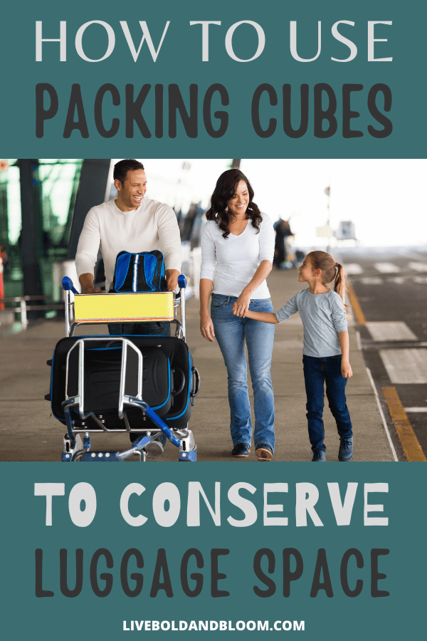 How will you save space in your luggage and fit all things needed for this trip? Try packing cubes! Check this post on how to use them for your next trip.