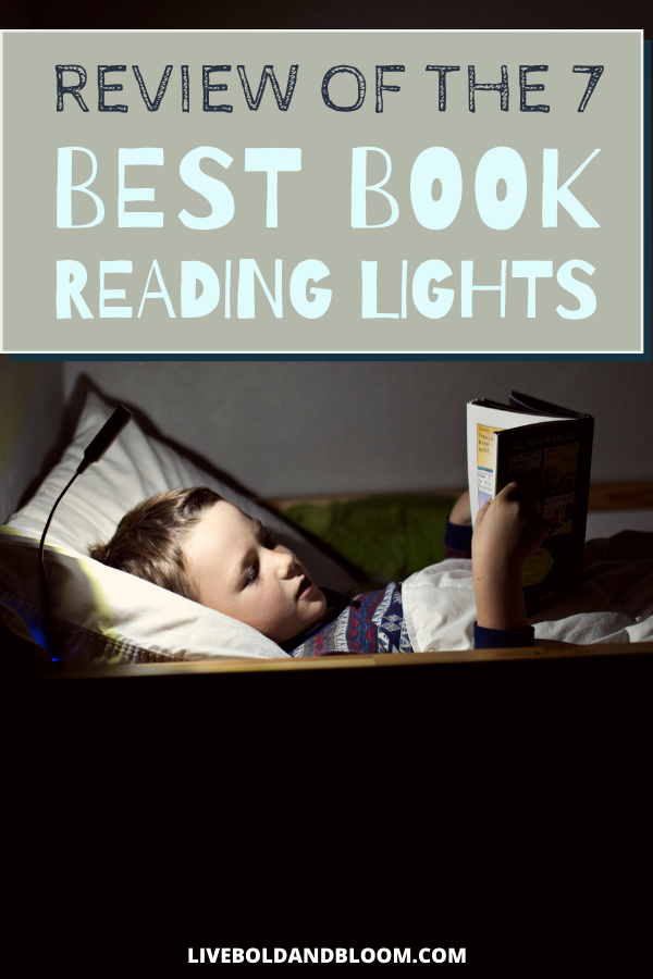 Reading books at night can be a hassle and might disturb your partner in bed and using book light is the best solution. Check out the best book light for you from these 7 contenders.