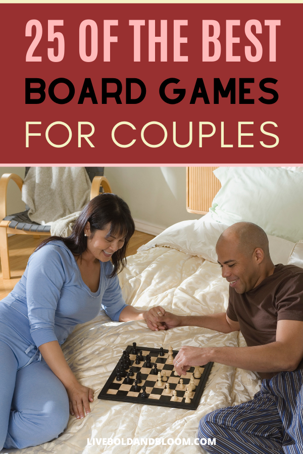 Want to have some fun with your romantic partner? Here are our top 25 choices of the best board games for couples that we recommend for game night.