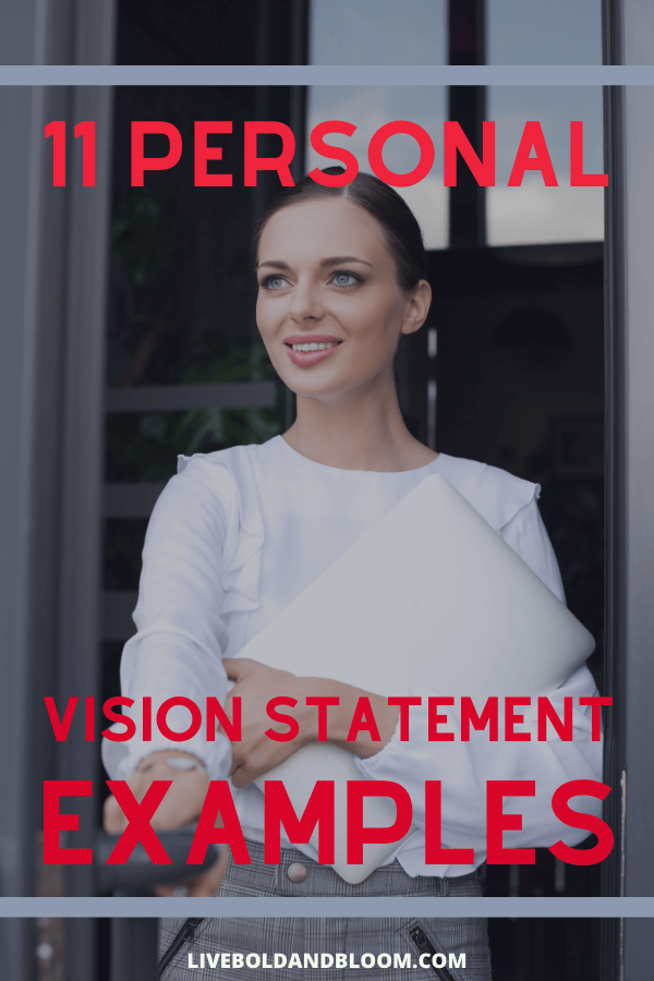 Now that you recognize it's time to approach your life proactively, you need to create a personal vision statement.  Clearly defining the vision you have for your life requires more than just thinking about it. You need to write it down. #vision #goals #personalgrowth #passion #goals