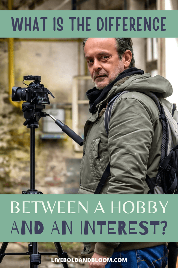 You love doing something in your free time and learning new things. Is it a hobby or an interest? Read this post to find out the difference between these two.