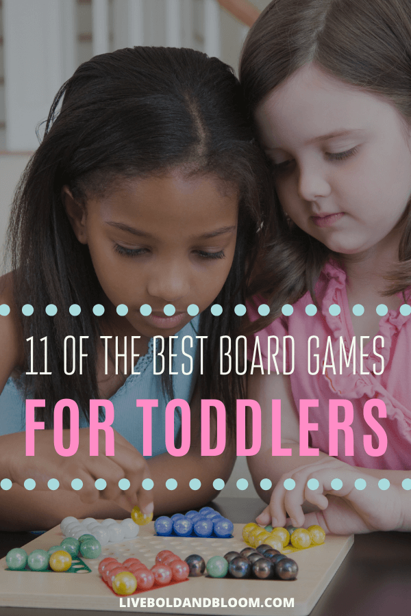 Toddler attention spans bounce around during the course of the day. Read this list of 11 of the best board games are fun and educational.