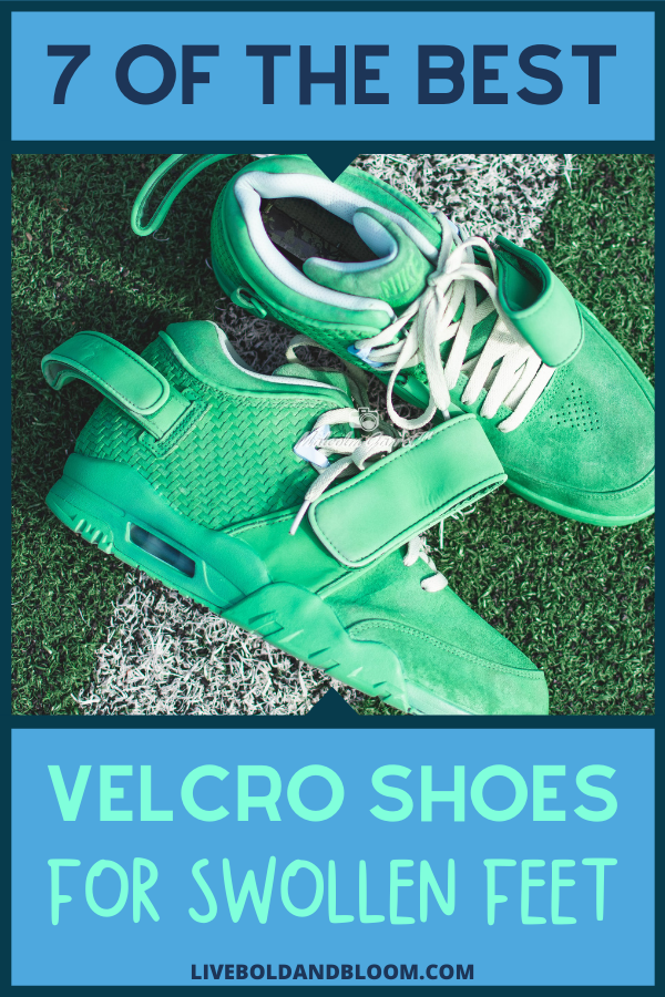 Heart disease reduces blood circulation, which leaves fluids to pool in the lower extremities. Read this post about the best velcro shoes for swollen feet.