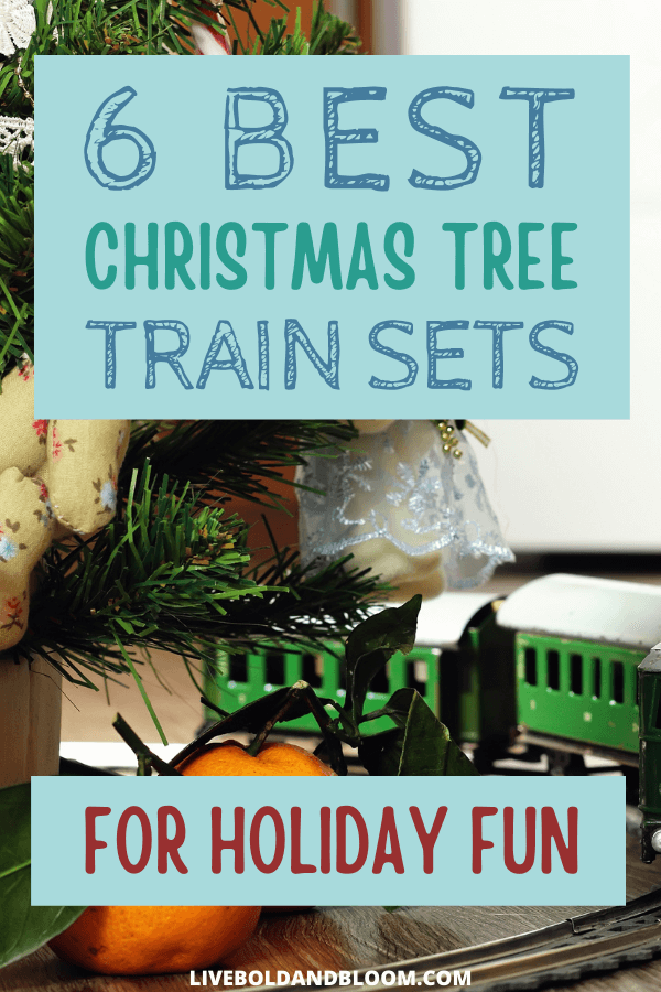 There are plenty of Christmas tree train sets with different styles, themes, and capabilities. Some are designed as toys for children, while some are