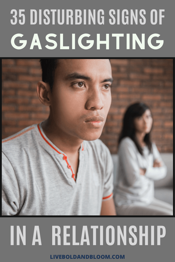 Have you ever been in a relationship where you often question your feelings, instincts, or sanity? If so, you may be a victim of gaslighting abuse. Check this post to know more.