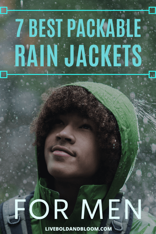 Worry about unexpected rains no more during your travels as we introduce to you this list of the best packable rain jackets for men.