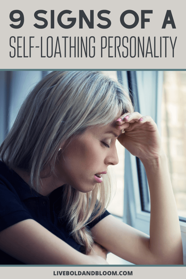 Are you guilty of self-loathing behavior? Have you caught yourself using any of the tactics described in this article to punish yourself? And if so, do you know what beliefs and habits of thinking are at the root of it? It's not wrong to acknowledge that there are things we don't love about ourselves. #mentalhealth #personalgrowth #behavior #stress #selfimprovement