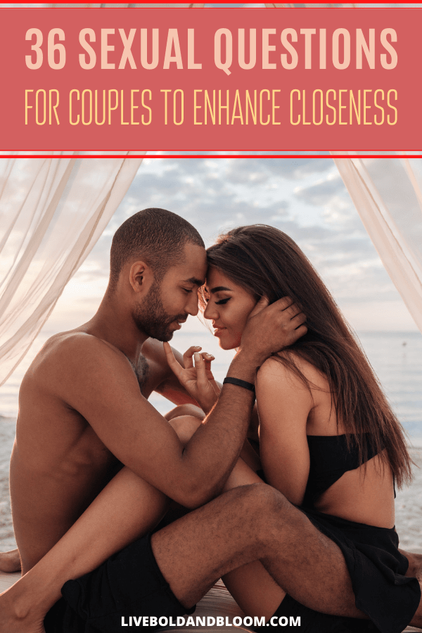 Knowing the answers to these sex questions for couples will enhance and deepen your sexual relationship with your partner.