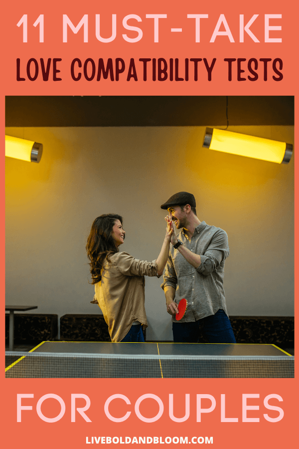 Partner compatibility -- even with couples who get along most of the time -- isn't a given. So the question to ask is are you and your significant other a love match? See our list of 11 of the best love compatibility tests to help you answer that question. love compatibility quiz | love compatibility tests | love compatibility soulmates