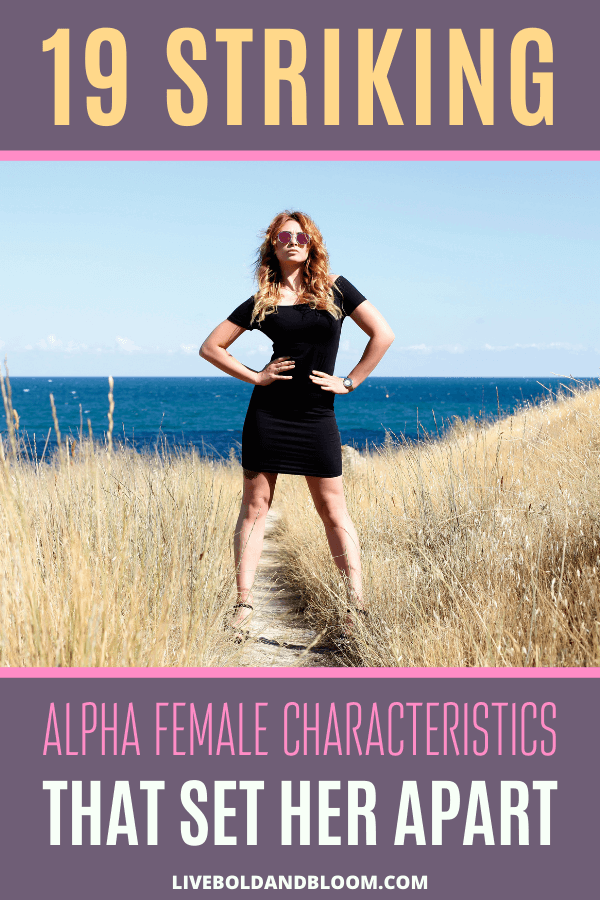 Ever considered yourself an alpha female? It helps to know what traits to look for. Discover all the alpha female characteristics and traits in this post.
