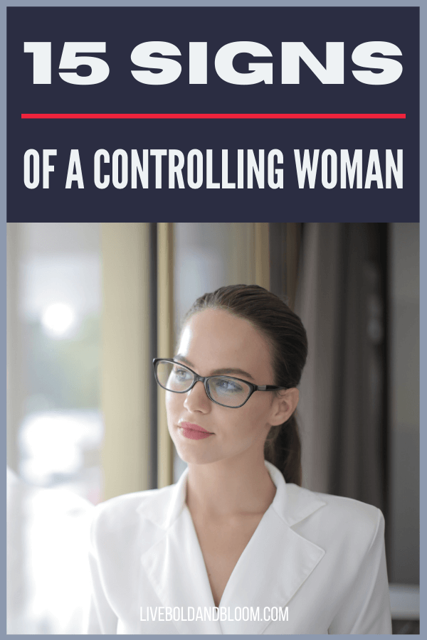 Do you feel like your girlfriend is taking away your freedom to decide on your relationship and in your life? Read on this post and know the signs of a controlling woman.